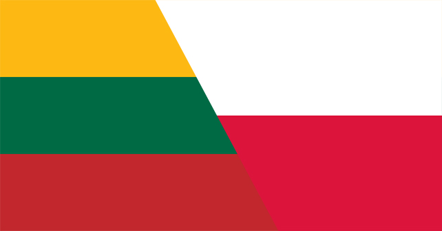 Public lectures on the occasion of exchange of Lithuanian and Polish students
