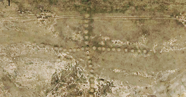 The Researcher of Vilnius University Investigates the Mystery of Geoglyphs in Kazakhstan
