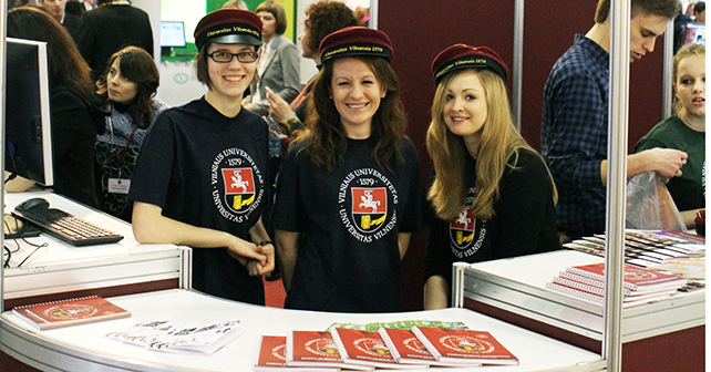 Vilnius University Presents Opportunities for Prospective Students