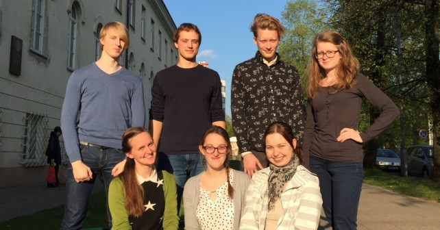 Lithuanian students will compete in IGEM, Boston