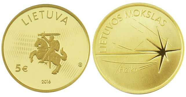 The Third Coin from the Series of