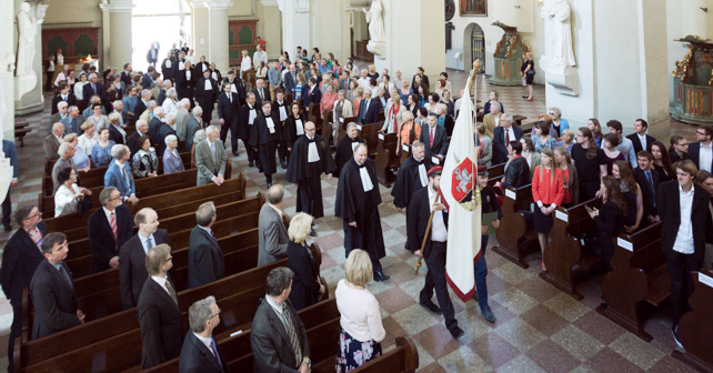 VU Closes the Academic Year 2014/2015